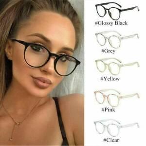 Anti Glare Blue Light Blocking Filter Computer Gaming Eye Glasses Eyeglasses UK