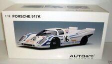 Coches de carreras de automodelismo y aeromodelismo AUTOart Porsche