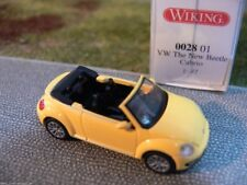 1/87 Wiking VW New Beetle Cabrio 0028 01