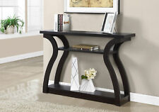 """Monarch Specialities Accent Table - 47""""L / Cappuccino Hall Console (I-2445)"""