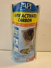 Mars SUPER ACTIVATED CARBON PACK Size #6  open pouch never used.