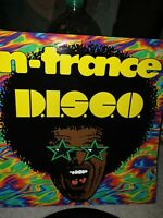 "N-TRANCE D.I.S.C.O 1997 UK 4-track 12"" Vinyl Single EXCELLENT CONDITION disco"