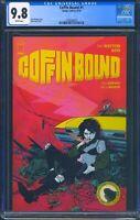 Coffin Bound 1 (Image) CGC 9.8 White Pages Dan Watters story Dani art