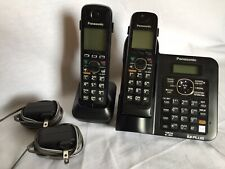 Panasonic KX-TG6641 Talking Caller ID Charger 2 Cordless Handset Dect 6.0 Plus