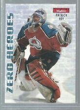 1996-97 SkyBox Impact Zero Heroes #9 Patrick Roy (ref37398)