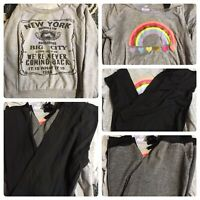 Teen Size XLarge Clothing Lot Leggings And More! 5 Items