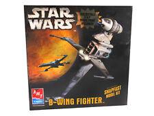 AMT STAR WARS B-Wing Fighter Snapfast Model Kit