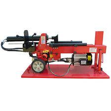 HOLZSPALTER CROSSFER 8 To 400V 52cm Spaltlänge Brennholzspalter Starkstrom NEU