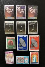 Bangladesh early selection MNH Flowers Bird Satellite Monuments Family Planning