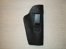 "Leather ambidextrous holster,For 5"" full size 1911s,& GLOCKS,M&P,XD,SIG,FNP,Px4"