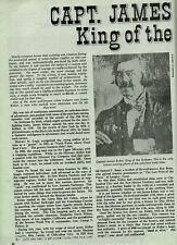 Capt. James Kirker, King of the Scalpers+Apache,Beaubien,Bent,Big Nigger,Carson