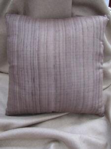 Gorgeous Nettex TYE MOCCA 100% Silk Cushion Cover CLEARANCE SALE