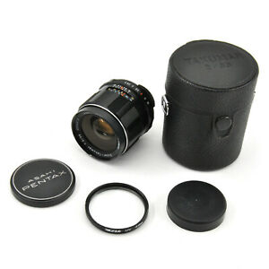 Asahi Super-Takumar 35mm F2 Lens For M42 Screwmount! Good Condition!