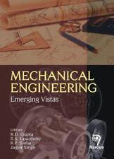 Mechanical Engineering: Emerging Vistas 9788184871418