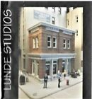 HO Scale Lunde Studios P-35 Cal's Cafe Resin Building Kit