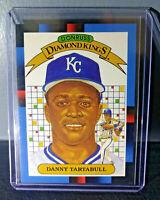1988 Danny Tartabull Donruss Diamond Kings #5 Baseball Card
