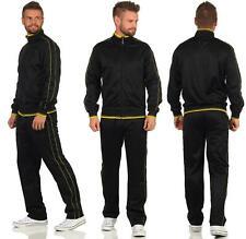 Herren Jogging Anzug Trainingsanzug Sportanzug Fitness, S M L XL 2XL