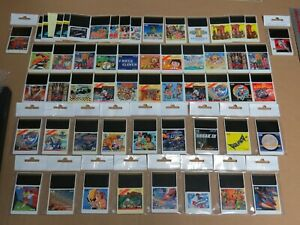 PC Engine HuCard Games Controllers & Consoles No Box Big CHOICE * Pay 1 Shipping