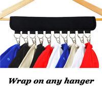 New Scarf Baseball Cap Rack Hat Holder Rack Organizer Storage Door Closet Hanger