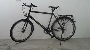 Maxcycles Twenty Six Herren Trekking Rad 26Zoll Shimano 11Gang Alfine Narbe