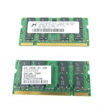 HP 6910P 2GB DDR2 PC2-5300 SODIMM LAPTOP MEMORY RAM 446430-001