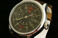 Vintage military style German & CCCP WAR2 airforce watch Air Reconnaissance