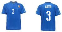 Maglia Gama Italia Ufficiale Sara Mondiali numero 3 Prodotto Ufficiale