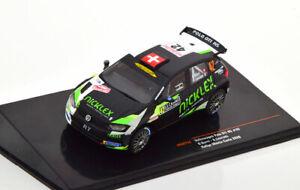 1:43 Ixo VW Polo GTI R5 #42, Rally Monte Carlo Burri/Levratti 2020