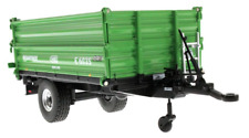 WIKING 1/32 SCALE BRANTNER E6035 TIPPING TRAILER (MIB)