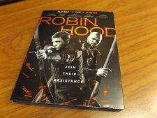 Robin Hood (Blu Ray + DVD, 2019) Jamie Foxx - Tested