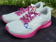 Brooks Women's US 9.5 B Levitate 5 Road Running Shoes Grey Lavender Baton Rouge