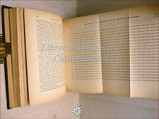 SCIENZE - Cesare Serono, MANUALE DI ANALISI CHIMICA 1932 UTET con dedica autore