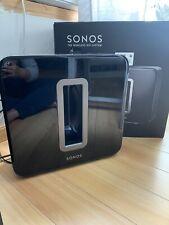 SONOS SUB Wireless Subwoofer GEN1 Home Audio Powered Subwoofer - Gloss Black