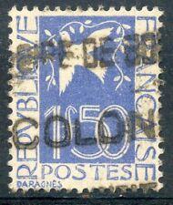 STAMP / TIMBRE DE FRANCE OBLITERE N° 294 COLOMBE DE LA PAIX COTE 17 €
