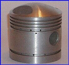 ENSEMBLE DE PISTONS SET KIT PISTON MORINI 175 4T SETTEBELLO 1954-1959