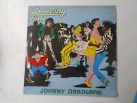 Johnny Osbourne-Dancing Time Vinyl LP 1984 UK COPY