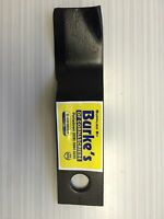 Grass Topper Blade 320 x 75mm x 30mm Hole LH fits Conor & Other Toppers  etc