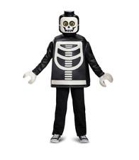 LEGO® Skeleton Deluxe Costume (4-6 Years) RRP £34.99