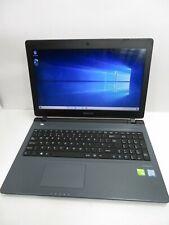 MEDION P6677 15.7'' WINDOWS 10 8GB/ 1TB HDD INTEL I5 NVIDIA LAPTOP (REFLC5B4)