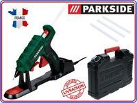 PARKSIDE Pistolet à colle professionnel PHP 500 E3 avec sa valise de transport