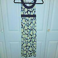 Women's Bonnie Jean Empire Waist Dress Size 14 hippie