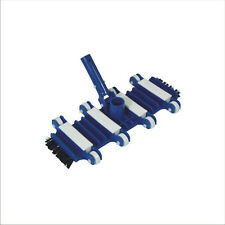Swimming Pool Flexible Vacuum Head For In-ground Pools with side brushes