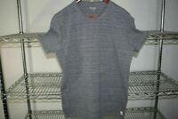 Marine Layer Striped Soft t shirt Men's Medium EUC 87% Cotton 13% Polyester