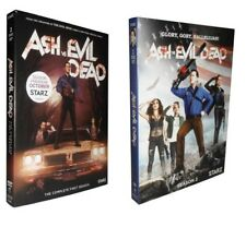 Ash vs. Evil Dead: The Complete Seasons 1 & 2 (DVD, 4-Disc Set)