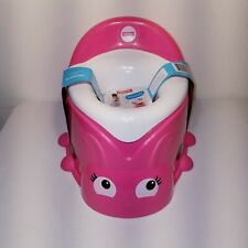 Fisher-Price Ladybug Potty Pink Removable Bucket For Easy Cleanup