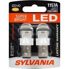 Turn Signal Light Bulb-ZEVO Blister Pack Twin SYLVANIA RETAIL PACK 1157A