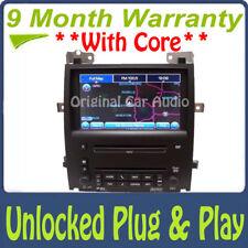 Unlocked OEM Cadillac Escalade Navigation Radio DVD 6 Disc Changer CD Player USB
