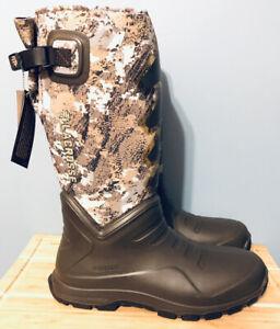 Lacrosse Aerohead Sport Boot Optifade Elevated II 7mm 340229 US Mens 10 M