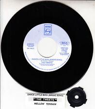 THE TWEETS  Dance Little Bird (Birdie Song) 45 record NEW + jukebox title strip