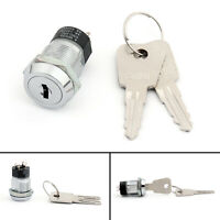 D286 19mm Security Electronic Key Lock Switch 4 Positon With Key Toowei UK